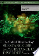 The Oxford Handbook Of Substance Use And Substance Use Disorders Book PDF