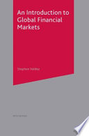 An Introduction to Global Financial Markets, Fifth Edition