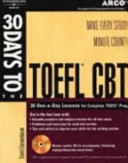 30 Days to the TOEFL CBT