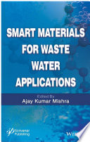 Smart Materials For Waste Water Applications Book PDF