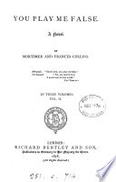 You play me false, by M. and F. Collins