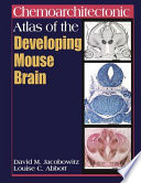 Chemoarchitectonic Atlas Of The Developing Mouse Brain Book PDF