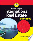Investing in international real estate