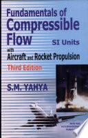 Fundamentals of Compressible Flow Book