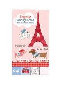 Paris Mini Sticky Notes