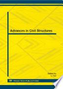 Advances in Civil Structures