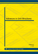 Advances in Civil Structures Book