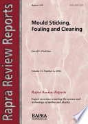 Mould Sticking  Fouling and Cleaning