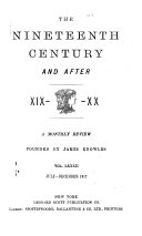 The Nineteenth Century and After Book