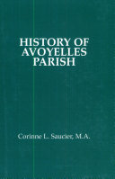 History of Avoyelles Parish, Louisiana