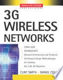 3g Wireless Networks Book PDF