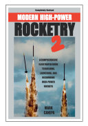 Modern High-power Rocketry
