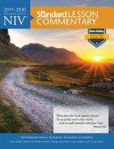 Pdf NIV® Standard Lesson Commentary® 2019-2020 Telecharger