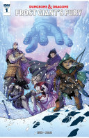 Dungeons & Dragons: Frost Giant's Fury #1 Pdf