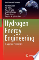 Hydrogen Energy Engineering
