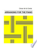 Arranging for the Piano