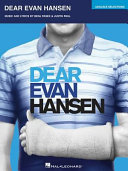 Dear Evan Hansen Book
