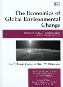 The Economics of Global Environmental Change Book