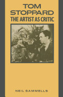 Tom Stoppard  The Artist as Critic