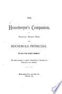 The Housekeeper s Companion Book
