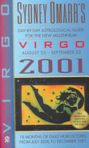 Day by Day Astrological Guide for Virgo 2001
