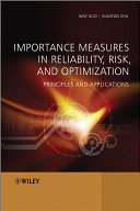 Importance Measures in Reliability, Risk, and Optimization Pdf/ePub eBook