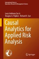 Causal Analytics for Applied Risk Analysis Pdf/ePub eBook