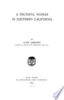 A Truthful Woman in Southern California Book