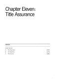 Gilbert Law Summ Prop