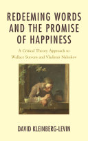 Redeeming Words and the Promise of Happiness [Pdf/ePub] eBook