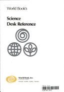 World Book s Science Desk Reference Book