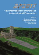 AP2017  12th International Conference of Archaeological Prospection