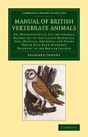 A Manual of British Vertebrate Animals ebook