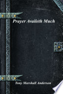 Prayer Availeth Much PDF