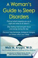 A Woman s Guide to Sleep Disorders