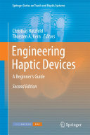 Engineering Haptic Devices