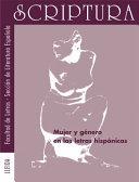 Mujer y género en las letras hispánicas