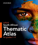 Books - Oxford South African Thematic Atlas For Grades 7-9 | ISBN 9780199049936