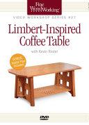 Limbert inspired Coffee Table