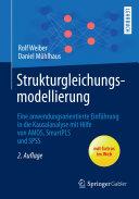 Strukturgleichungsmodellierung: Eine anwendungsorientierte ...