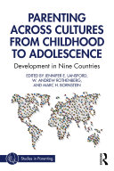 Parenting Across Cultures from Childhood to Adolescence