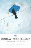 Sunday Miscellany