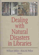 Dealing with Natural Disasters in Libraries Book