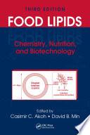 Food Lipids Book