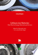 Lithium ion Batteries Book