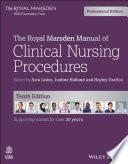 """The Royal Marsden Manual of Clinical Nursing Procedures"" by Sara Lister, Justine Hofland, Hayley Grafton"