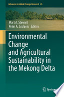 Environmental Change And Agricultural Sustainability In The Mekong Delta Book PDF
