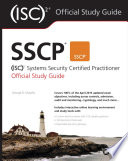 SSCP  ISC 2 Systems Security Certified Practitioner Official Study Guide