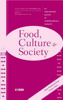 Food  Culture and Society Volume 12 Issue 4 Book
