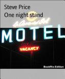 One night stand [Pdf/ePub] eBook